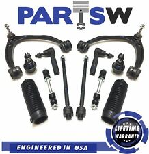 16 Pc Complete Suspension Kit for Cadillac Chevrolet GMC Front Upper Control Arm