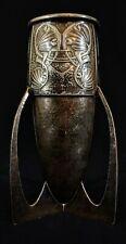 Antique Tudric Liberty & Co Archibald Knox Large Pewter Bomb Vase