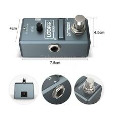 Nano Loop E-Gitarreneffekt Pedal Looper True Bypass Unlimited Y4P5