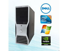DELL T3500 Xeon  w3530 12gb No HDD no GPU (175€ Ex VAT)