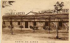 Spain Toledo - Venta de Aires 1951 sepia postcard