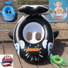 baby float kid float Swimming raft inflatable pool seat float ring tube water