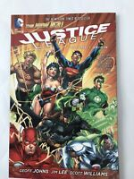 JUSTICE LEAGUE (New 52) Vol 1 Origin TP TPB , Goeff Johns Jim Lee NEW