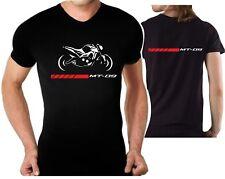 T-shirt maglia per moto Yamaha MT 09 tshirt MT09 maglietta