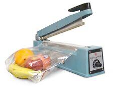"Fma Omcan 14451 Manual Impulse Bag Sealer With 20"" Seal Bar And Adjustable Time"
