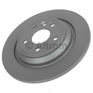 Disc Brake Rotor-DOHC, 24 Valves Rear NAPA/ALTROM IMPORTS-ATM 610371420