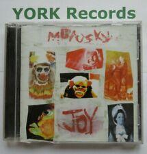 McLUSKY - Joy - Excellent Condition CD Single Fuzzbox FZBX002