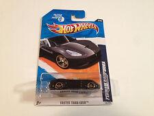 Hot Wheels Faster Than Ever Ferrari California Black Diecast Car Scale 1:64