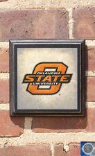 Oklahoma State Cowboys Logo OSU Antiqued Vintage Plaque Sign Art Decor