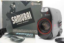 [ EXC + 5 W / Box] Kyocera SAMURAI x3.0 Punkt & Shoot Halber Rahmen Kamera Aus
