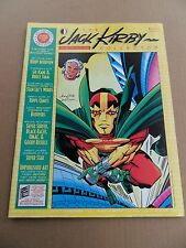 Jack Kirby Collector  21 . TwoMorrows Pub . 1998 -  VF - minus