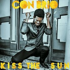 Con Brio-Kiss The Sun EP/CD SIGNED by ziek McCarter!