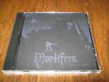"""MORTIFERA """"Bleuu de Morte"""" CD  celestia alcest peste noire"""