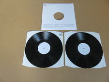 WOLF PARADE Cry Cry Cry SUB POP RARE WHITE LABEL TEST PRESSING 2 x LP SP1212