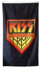 KISS Army  Memorial flag 3x5ft banner