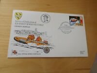 RNLI first day stamp cover 124 dedication of ILB spirit of round table