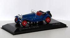 - Minichamps - ALFA ROMEO 6C 1750 G.S.  - 1972 - blau - 400120431  - 1:43 - NEU
