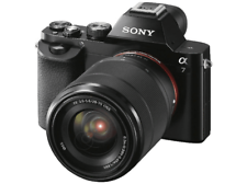 Cámaras digitales Sony a7 Alpha