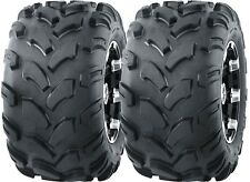 2 New WANDA Sport ATV Tires 18X9.5-8 18x9.5x8 18-9.5-8 Warranty