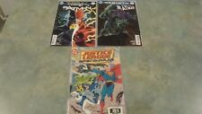 DC comics comic book Lot of 3
