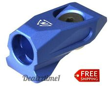 Strike Industries LINK Angled QD Sling Swivel Mount fit KeyModM-LOKBlue