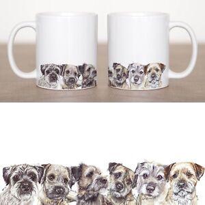 Border Terrier Mug Gift/Present Dog