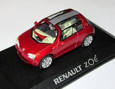 Renault Zoé prototype 1/43