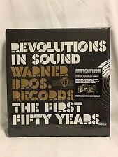 Revolutions In Sound: Warner Bros. Records The First Fifty Years Box Set Sealed