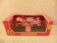 New 1996 Racing Champions 1:24 NASCAR Bill Elliott McDonald's Monopoly Ford HO