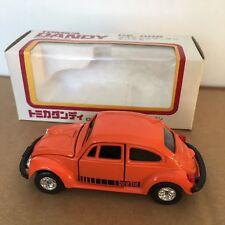 Tomica Dandy VW Volkswagen Beetle 1:43 Tomy Japan