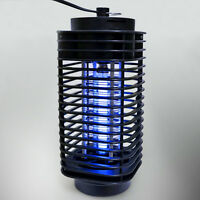 ELECTRONIC UV FLYING INSECT KILLER ELECTRIC INDOOR MOSQUITO PEST FLY BUG ZAPPER