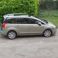 2013 Peugeot 5008 1.6 e-HDi FAP Allure EGC 5dr MPV Diesel Automatic 7seater