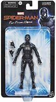 "Marvel Legends Spider-Man Black Suit  6"" Hasbro Action Figure - NEW"