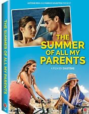 The Summer Of All My Parents Diasteme Film w/Patrick Chesnais Sealed Free Mail
