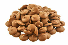 POPPYS MILK CHOCOLATE BUTTONS COUVERTURE CHOCOLATE 5KG