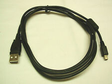 Cable USB Fit Olympus C-3000 Zoom 2112-DP E-10 E-20 012
