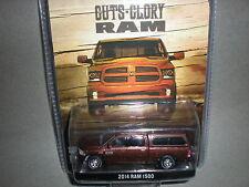 1/64th Greenlight 2014 Dodge Ram 1500 Pickup Truck