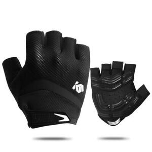 Cycling Gloves Summer Sports Bicycle Bike Gloves Antislip Breathable Half Finger