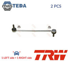 2x TRW FRONT ANTI ROLL BAR STABILISER PAIR JTS403 G NEW OE REPLACEMENT