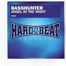 (FA904) Basshunter, Angel In The Night - 2008 DJ CD