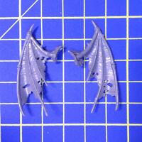 -- small VARGHEIST WINGS -- dragon bat vampire d&d plastic model bits warhammer