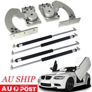 Univesal Car Lambo Door Hinge Kit For Vertical Door Kit 90 Degree Conversion Kit