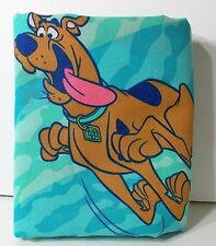 Scooby-Doo Flat Twin Size Bed Sheet Dan River Craft Material Usa