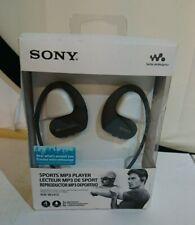Sony NW WS-413 Waterproof Mp3 Player 4 GB Black