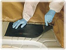 10 plaques insonorisante auto adhesive de goudron 250 x 500 x 2 mm