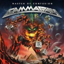 GAMMA RAY - MASTER OF CONFUSION  CD HEAVY METAL HARD ROCK NEU