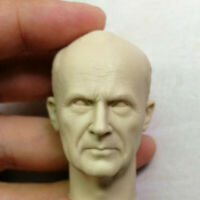 Blank Hot 1/6 Scale Field Marshal Doenitz Head Sculpt Unpainted