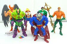 MOTUC, Figures Lot, DC Universe vs MOTU Classics, TRU, complete, Bizarro, set