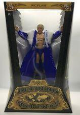 Ric Flair WWE Elite Defining Moments Wrestling Figure Mattel Legends WWF WCW NWA
