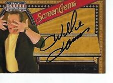 WILLIE AAMES SIGNED 2011 PANINI AMERICANA #17 - EIGHT IS ENOUGH